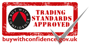 WindowTreat are trading standars approved & part of the buy with confidence scheme